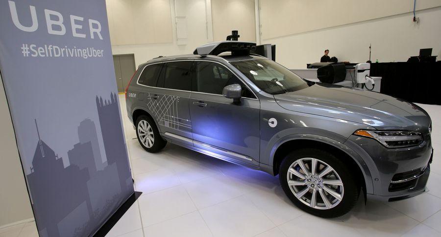 Uber покупает 24000 вседорожников для собственного парка беспилотных авто