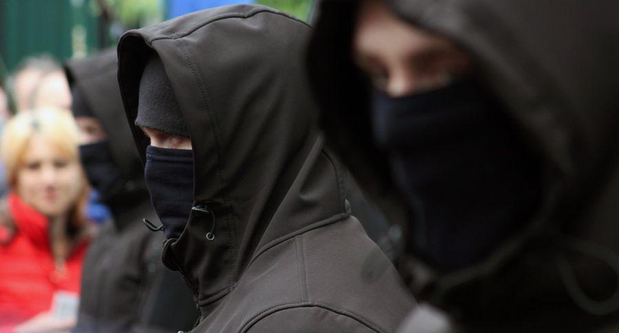 Милиция опровергает сведения озахвате воинской части под Одессой