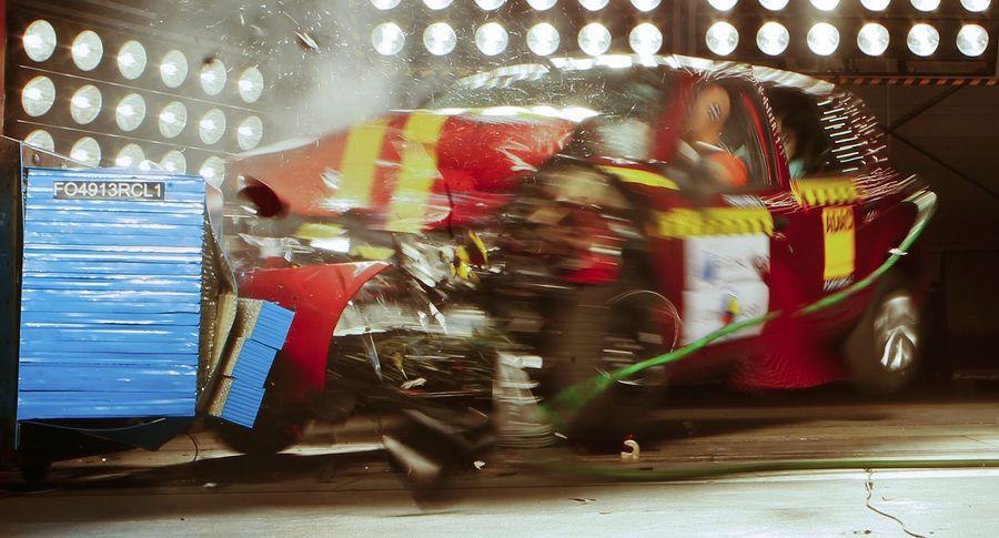 НеВАЗ. Назван самый опасный автомобиль 2017