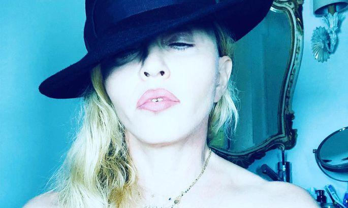 Изменившаяся донеузнаваемости Мадонна шокировала фанатов фото встиле ню
