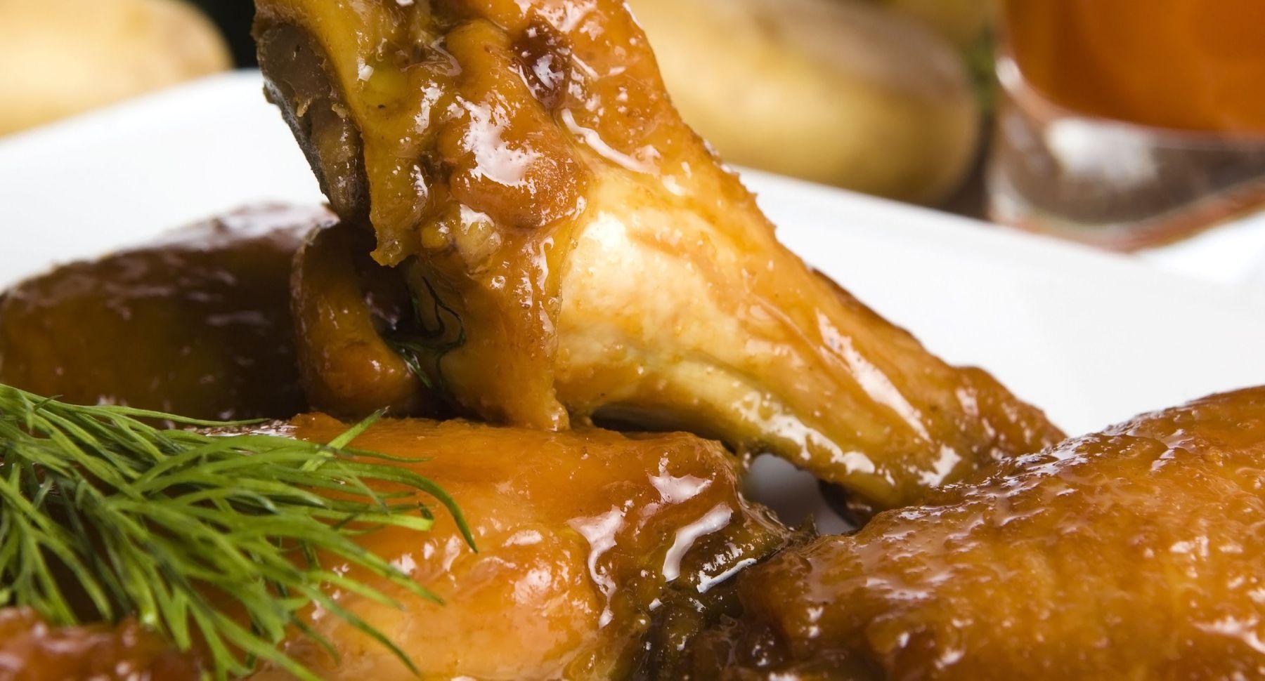 Как сделать вкусную курицу