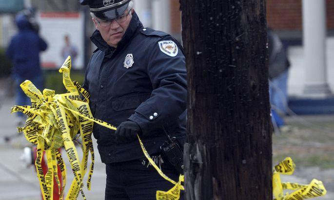 ВСША произошла стрельба: большое количество  пострадавших