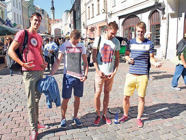 А знаете ли вы, что эстония переплюнула самую развитую страну ес?