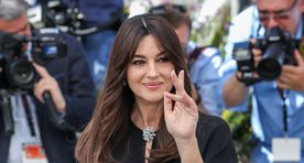 Elu24 Cannes'is: Monica Bellucci avas Cannes'i filmifestivali