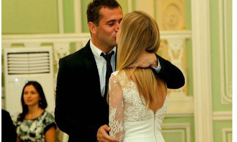 Кержаков и милана тюльпанова свадьба фото