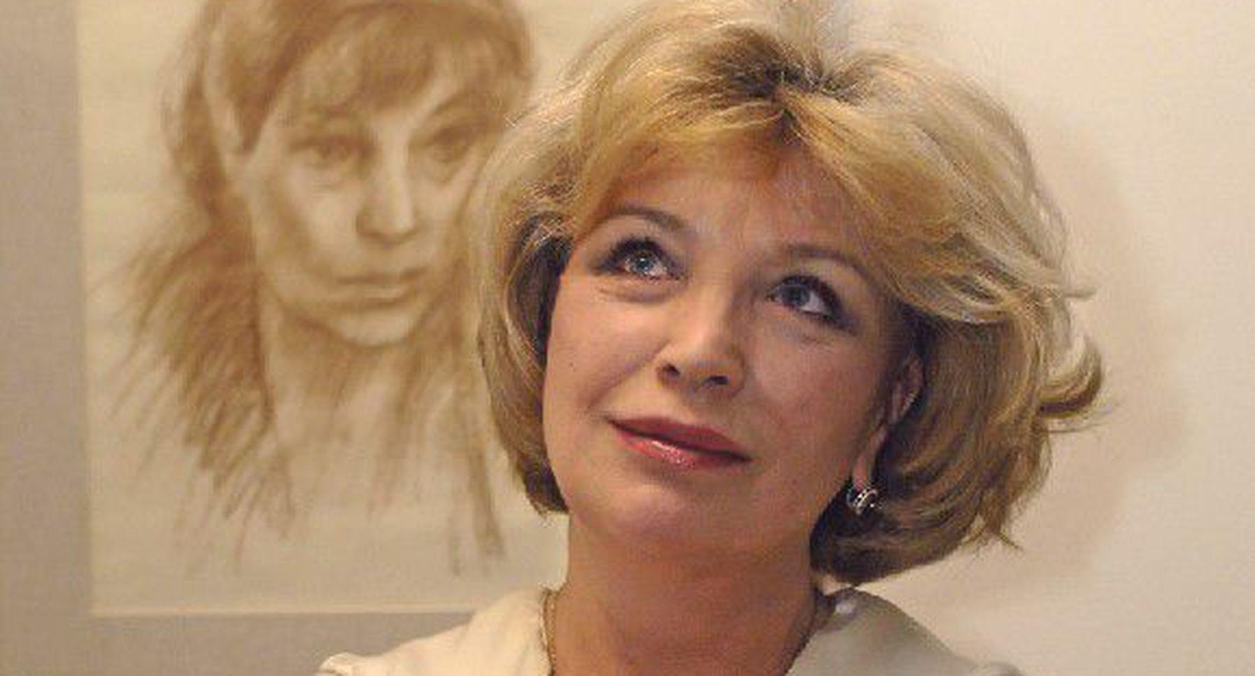 Ольга остроумова и дети фото