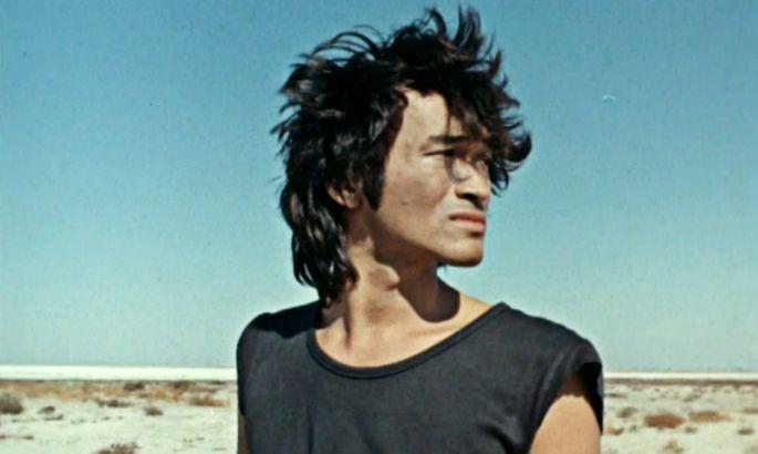 Кадр из фильма'Игла
