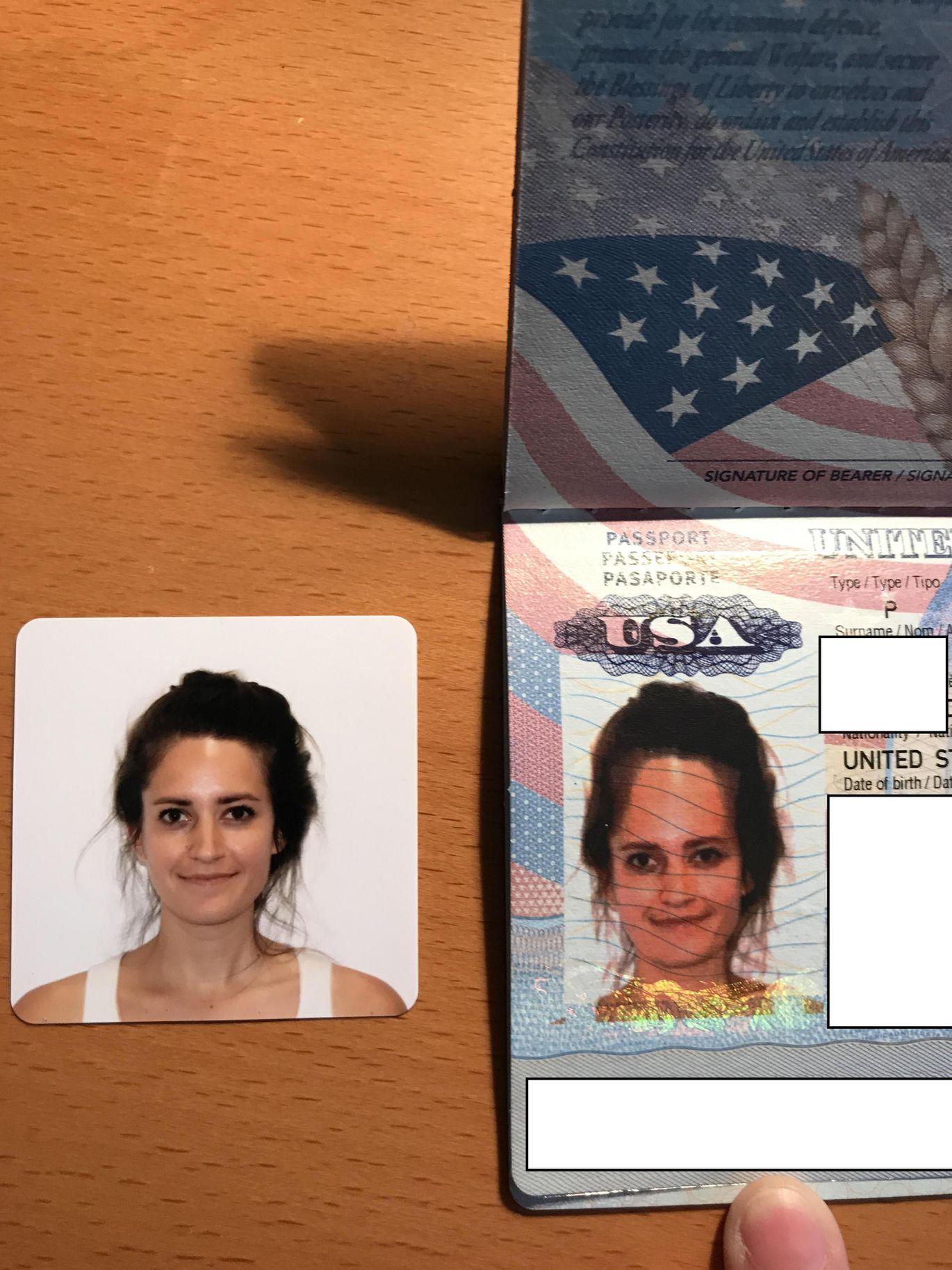 Удачное фото на паспорт: секреты и советы Самая любимая! 60