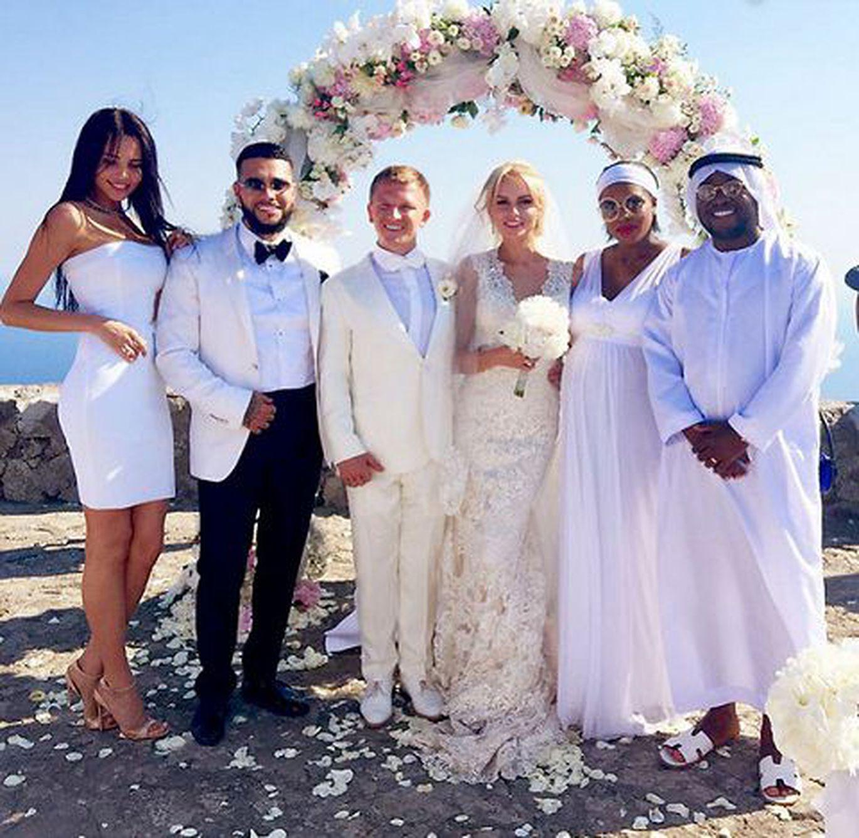 Тимати и алена свадьба фото