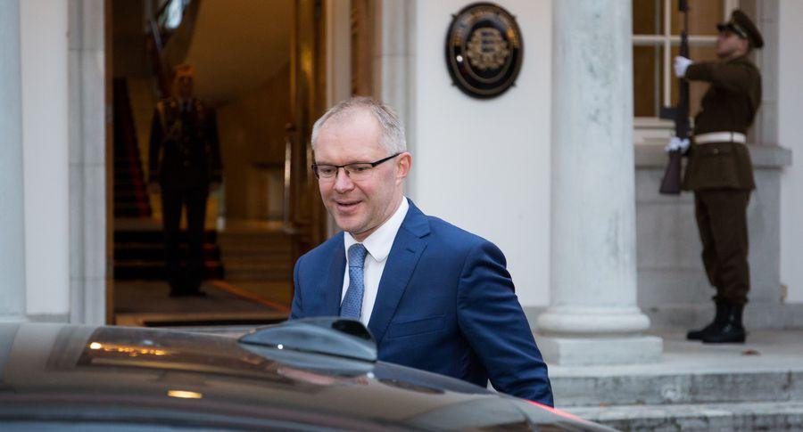 Эстонский парламент отказался отзывать закон оратификации таможенного контракта сРФ