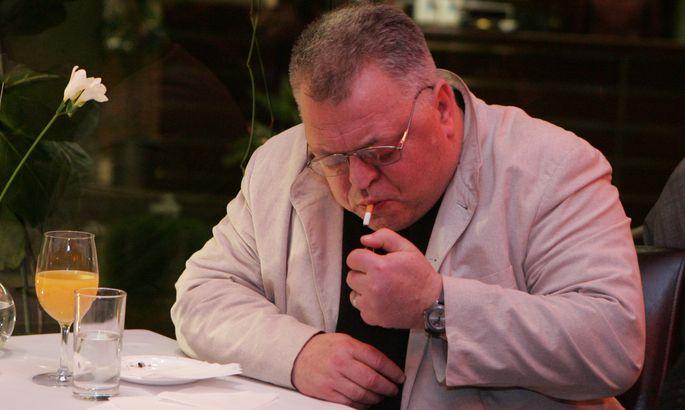 Скончался  артист  из«Мушкетеров» Арунас Сторпирштис