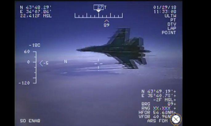 СМИ узнали овзятии вплен пилота русского Су-25 вСирии