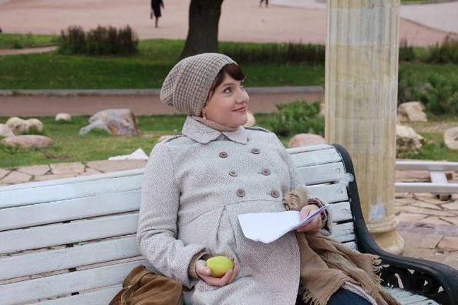 Инга оболдина в фильме мама детектив беременна
