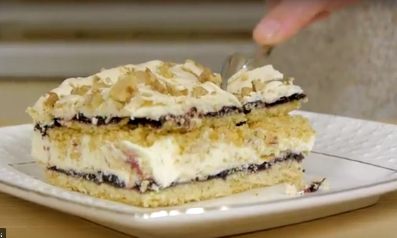 Торт фантастика рецепт пошагово