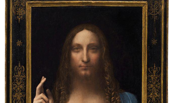 «Лувр Абу-Даби» неспешит выставлять легендарную картину