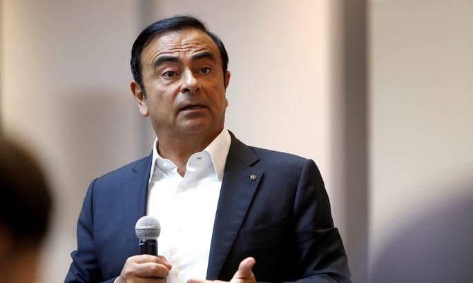 Главf альянса Renault-Nissan-Mitsubishi Карлос