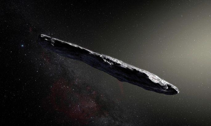 NASA опубликовало видео приближения кЗемле астероида