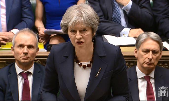 Тереза Мэй: Англия будет замораживать применяемые против страны русские госактивы