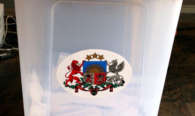 ВЛатвии началось голосование навыборах вЕвропарламент
