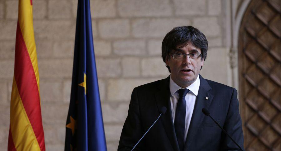 Судья освободил бежавших вБельгию членов прежнего руководства Каталонии