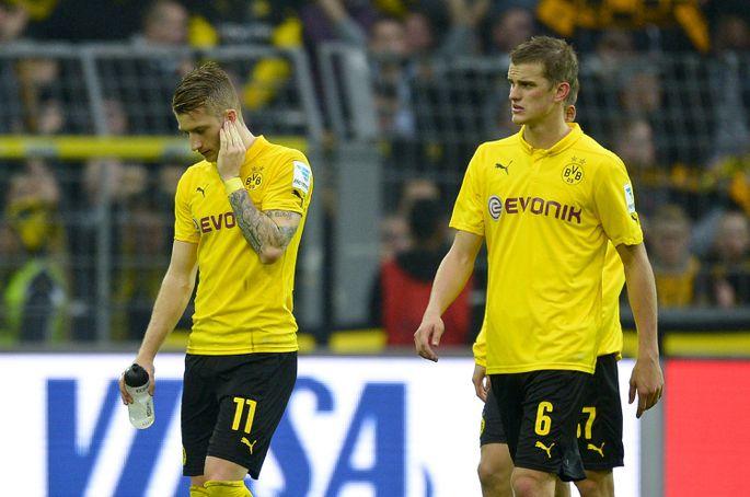 1364ac2c07c Dortmundi Borussia pandi Bundesliga kodumänguks Hannoveri vastu selga oma Meistrite  liiga mänguvormid, kuid ikkagi tuli vastu võtta kaotus.