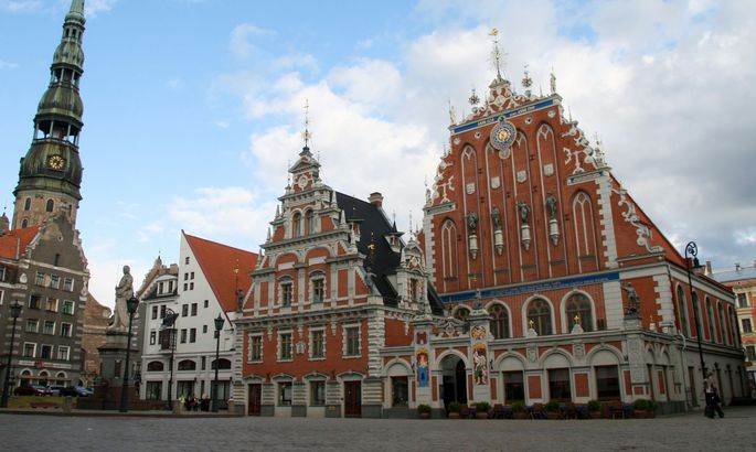 9bda5b861ab Lõunanaabrite pealinn Riia lummab oma arhitektuuriga.
