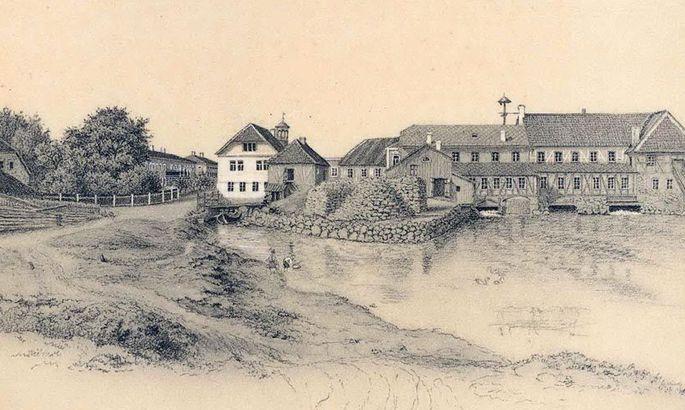 ef8053e3a76 Aastatel 1792—1819 tuli klaasimanufaktuuri tööle sada saksa perekonda ning  1830. aastatel kolis juurde veel poolsada peret. 1805. aastal loovutas mõis  ...