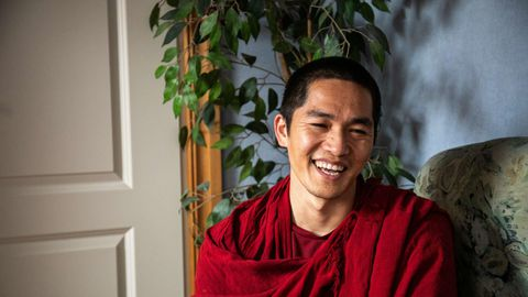 Tiibeti õpetlane Tulku Gar Trul Chime Dorje usub, et kõige olulisem on siirus iseenda vastu, selle saavutamine ei ole lihtne ülesanne.