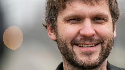 Psühholoog Andero Uusberg