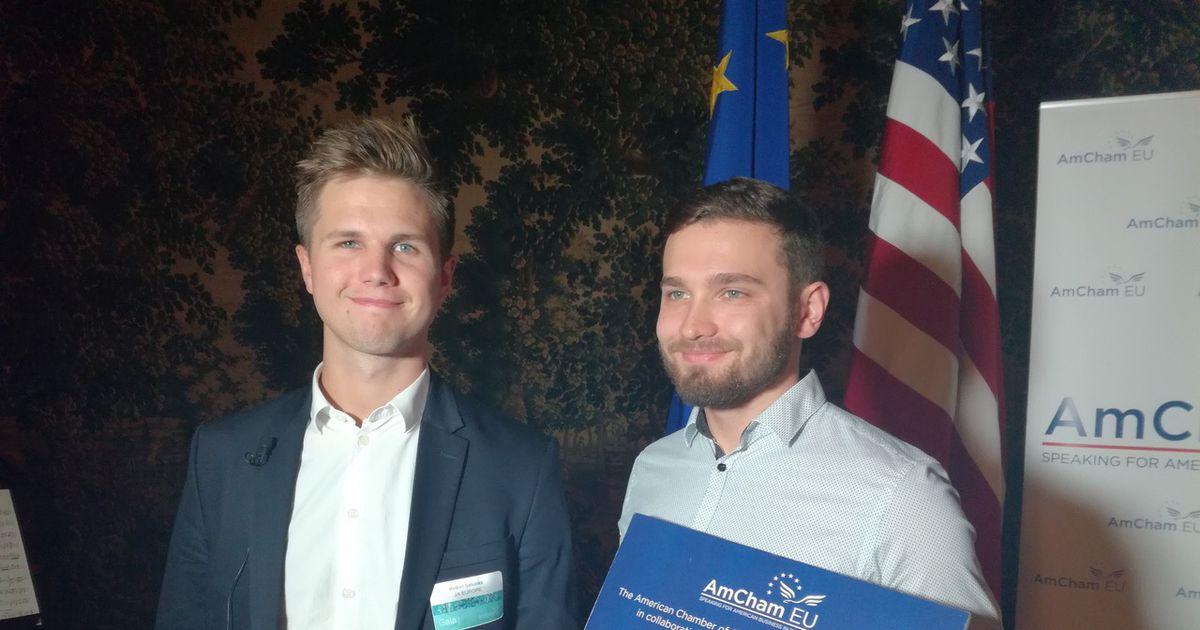 Tartu idufirma pälvis Euroopa parima noore ettevõtte tiitli