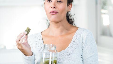 Eriti happelised toidud loovad hammaste kahjustumiseks suus soodsa keskkonna. Pärast nende söömist võiksid hambaid pesta.