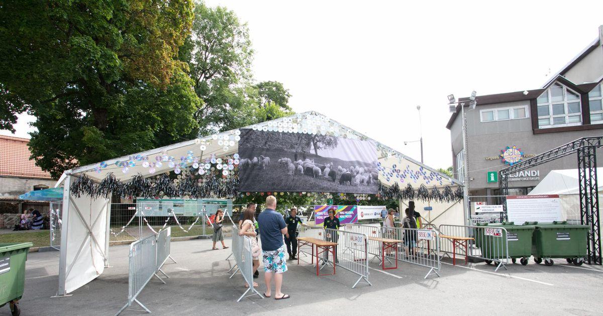 Folgifestivali ehitus algab Viljandis pühapäeval