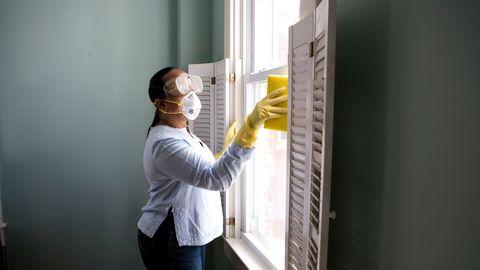 Kui tihti erinevaid pindu ja ruume oma kodus ikkagi puhastada tuleks?