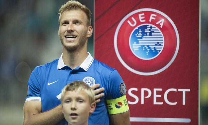 1e73cb41963 Eesti aasta jalgpalluriks valiti täielikus üksmeeles Ragnar Klavan ...