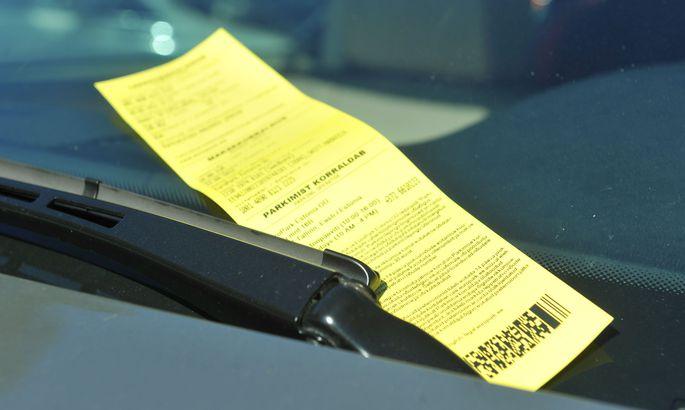 de17753d8b2 Lugeja küsib: kas vale kontonumber on aluseks parkimistrahvi ...