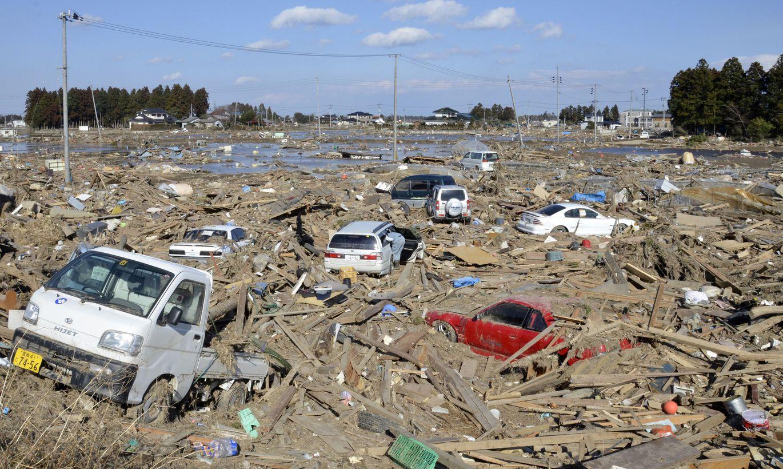 Looduskatastroof ajendas paljusid jaapanlasi enesetapule - M