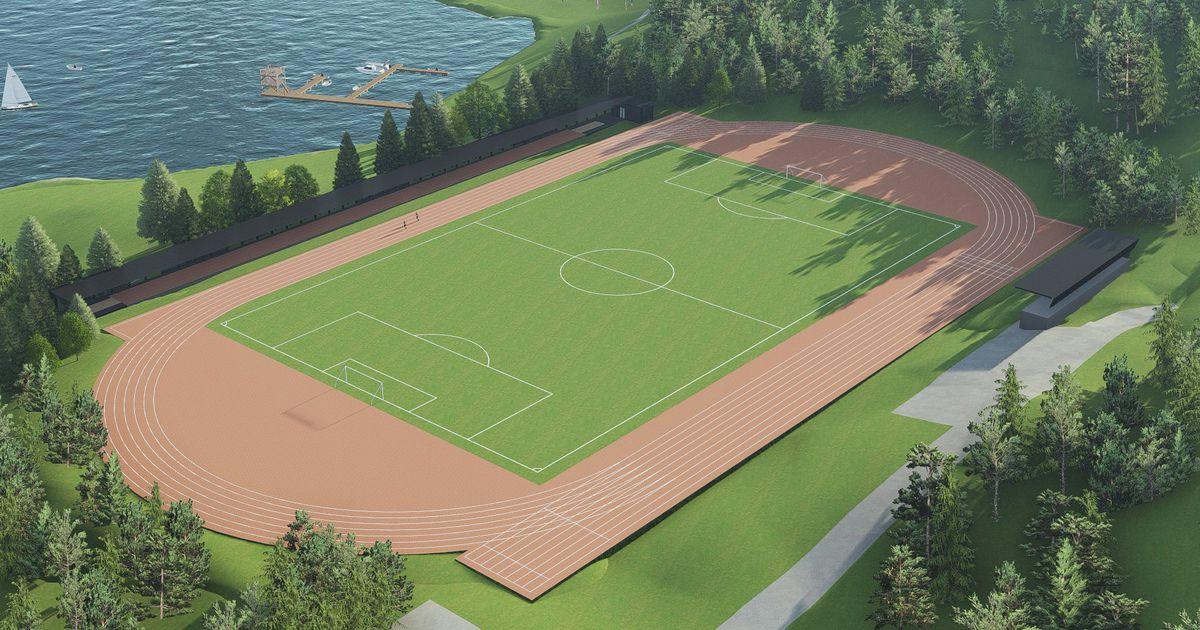 Käärikul on rajamisel uued võimalused sportimiseks
