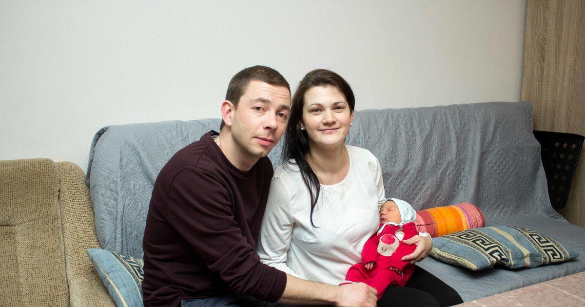 Valga kiirabi tegi Läti perele varajase jõulukingi
