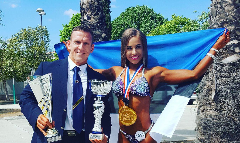 как чемпионка европы по фитнесу оксана румянцева фото этого необходимо лишь