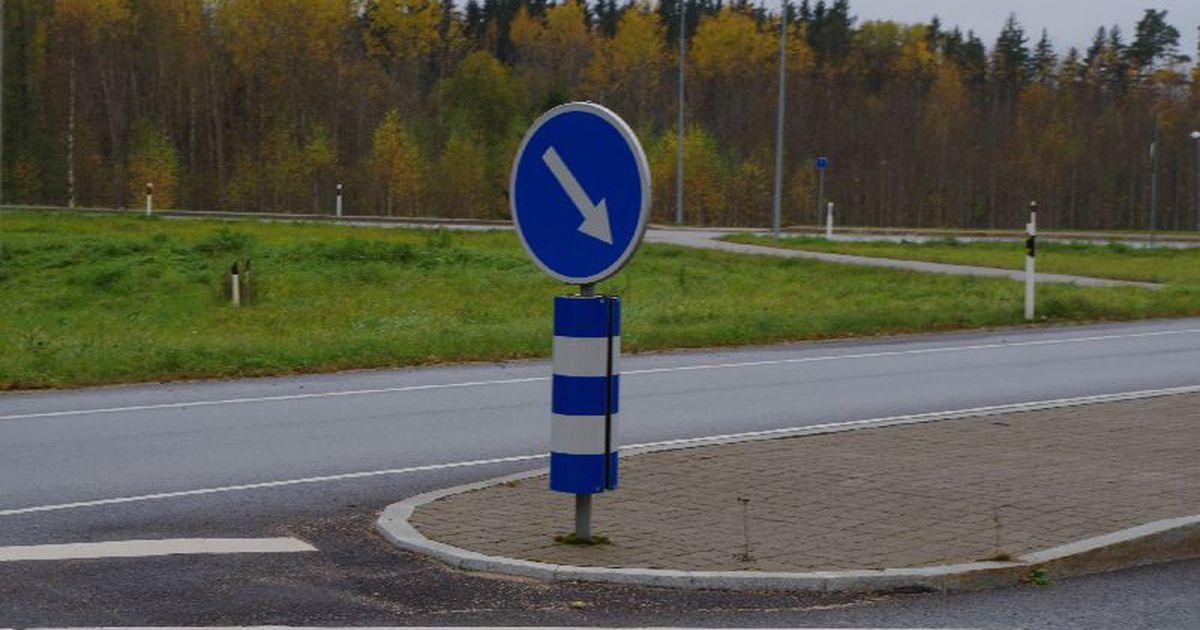 Tallinna-Tartu maanteel saab sõita uuel teeosal