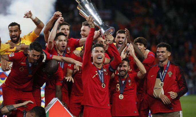 63466991dbe Portugali peatreener: meie nimed jäävad igaveseks ajalukku ...