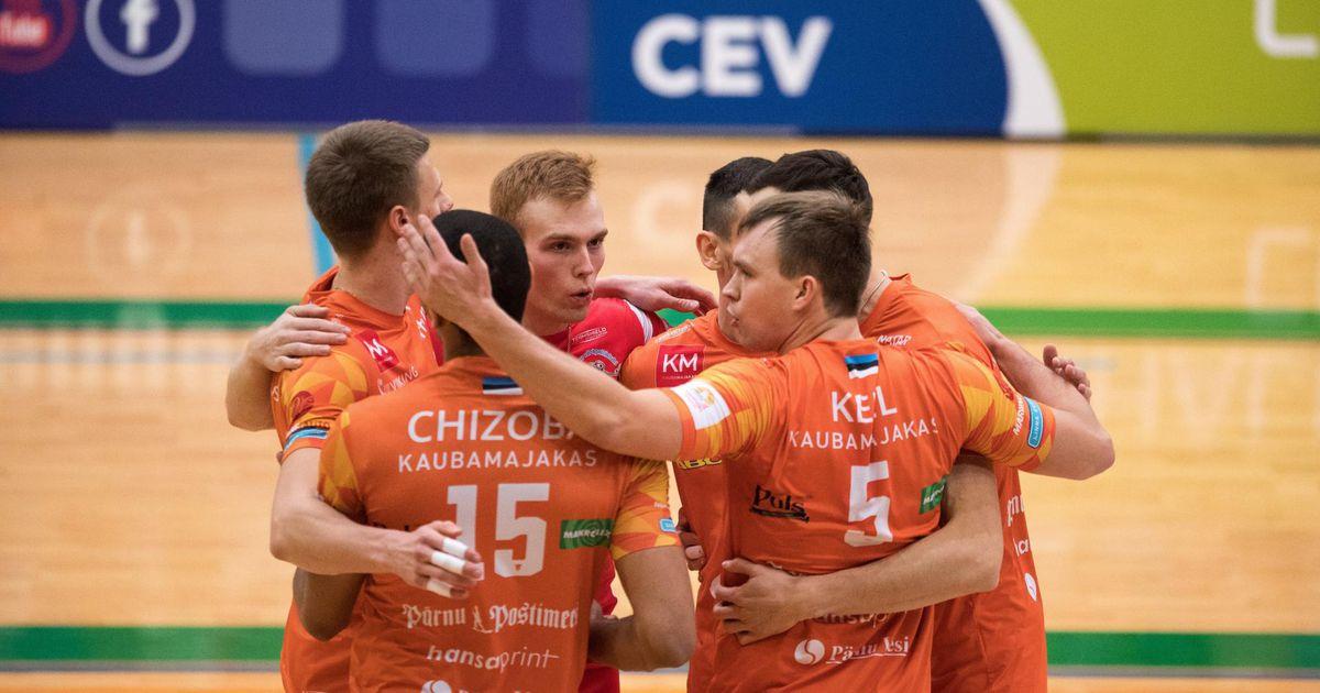 Täna: Pärnu võrkpalliklubi alustab medalijahti