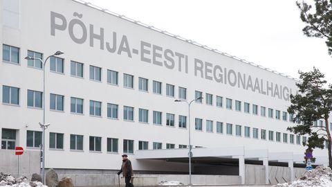 Põhja-Eesti Regionaalhaigla.