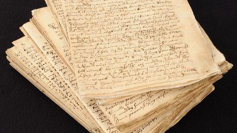 Georg Mülleri 17. sajandi algusest pärinevad eestikeelsed jutlused, mida säilitatakse Tallinna Linnaarhiivis.