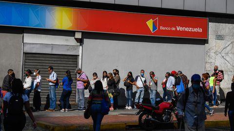 Venezuela mullune inflatsioon oli ligi 3000 protsenti