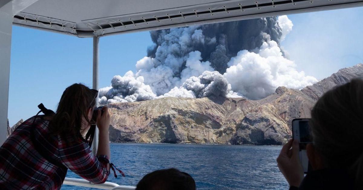 Uus-Meremaa politsei käivitas vulkaanipurskes hukkunute tõttu kriminaaluurimise