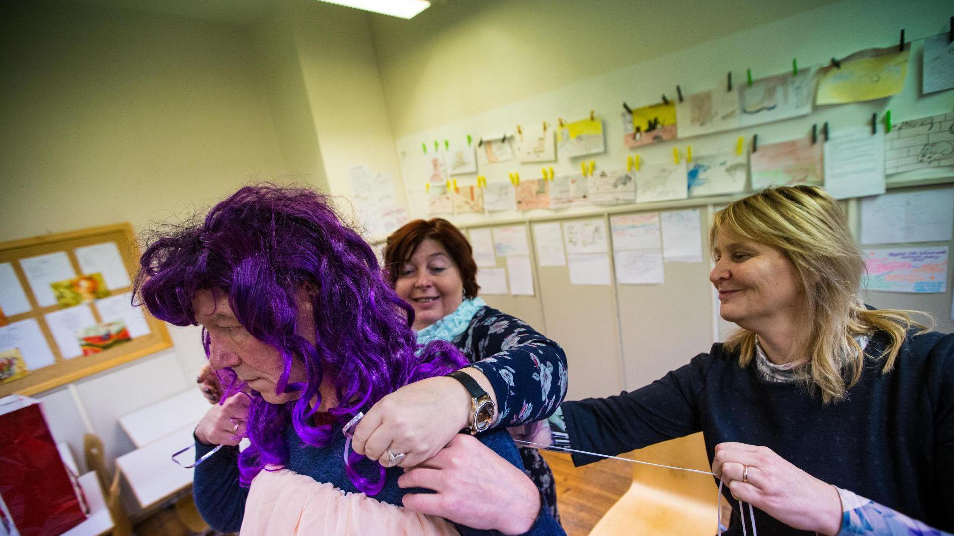 Näitlevate õpetajate etendused pööravad juba eos alati jandiks: