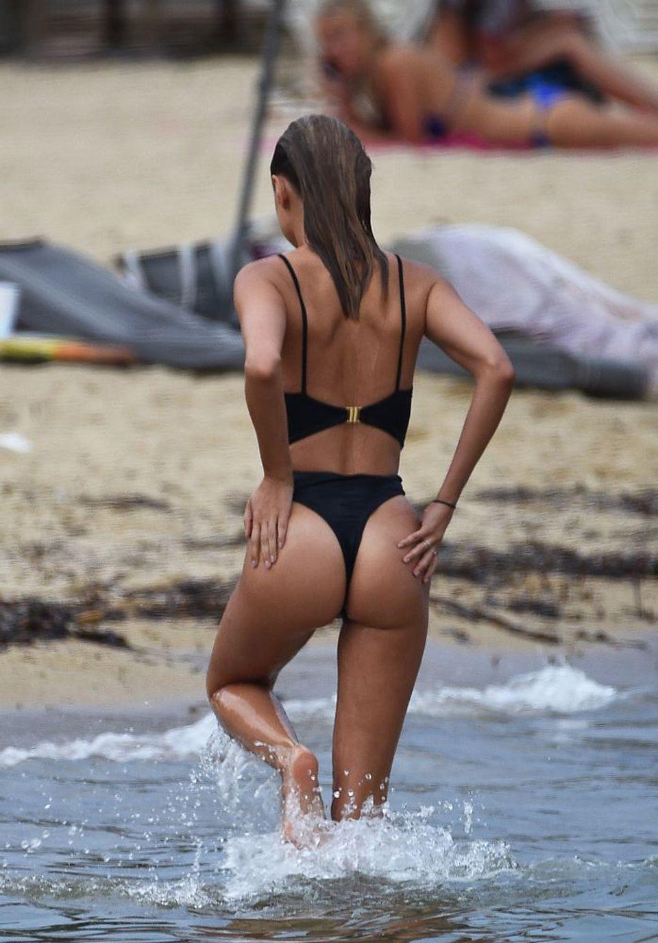 Image result for kimberley garner thong black