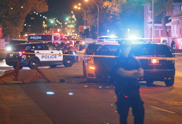 Канадская милиция считает терактом нападение наофицера вЭдмонтоне
