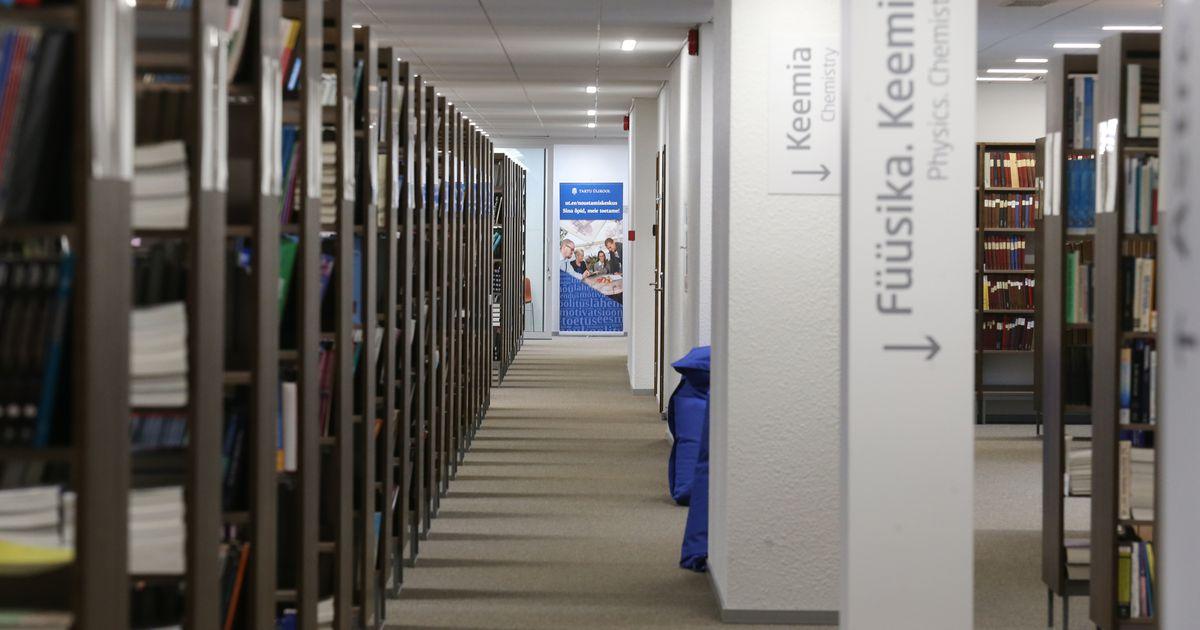 521b697837f Galerii: Tartu ülikooli raamatukogu on lõpuks valmis - Uudised - Tartu  Postimees